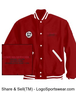 All Wool Letterman Jacket Design Zoom