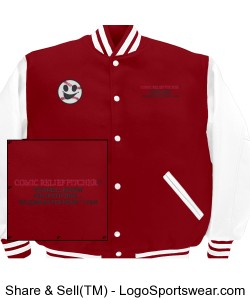 Varsity Jacket Design Zoom