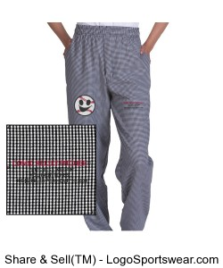 Chef Pants Design Zoom